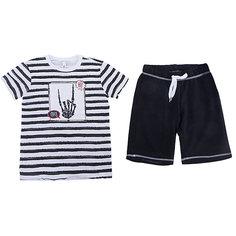 Комплект: футболка и шорты Scool для мальчика S`Cool