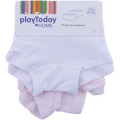 Трусы PlayToday для девочки