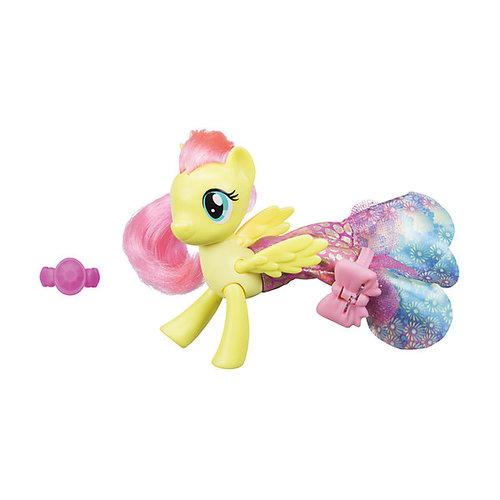 """Игровой набор Hasbro My little Pony """"Мерцание. Пони в волшебных платьях"""", Флаттершай"""