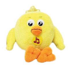 """Мягкая игрушка Мульти-Пульти """"Цыпленок Цыпа"""", 18 см (звук)"""