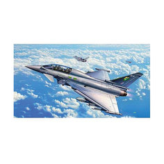 Самолет Истребитель Eurofighter Typhoon двухместный Revell