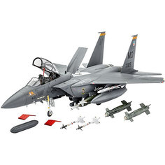 Истребитель F-15E Strike Eagle Revell