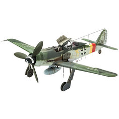 Немецкий истребитель Focke Wulf Fw 190 D-9 Revell