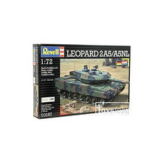 Танк Леопард 2A5 / A5NL Revell