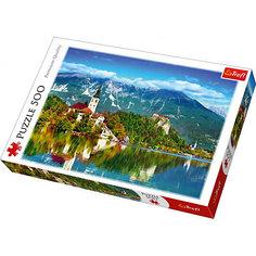 Пазлы «Блед, Словения», 500 деталей Trefl