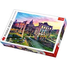 Пазлы Римский форум , 1000 элементов Trefl