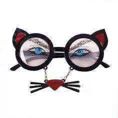 Карнавальные очки Кошечка из пластика Magic Time