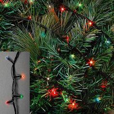 Новогодняя электрическая гирлянда 100 лампочек ( мощность 12 Вт напряжение 220 В, 76249 Magic Time