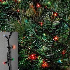 Новогодняя электрическая гирлянда 200 лампочек мощность 24 Вт напряжение 220 В, 76251 Magic Time