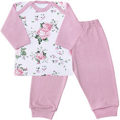 Пижама Веселый малыш для девочки