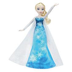 Кукла Hasbro Disney Frozen, Эльза в музыкальном платье