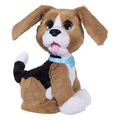 Интерактивная игрушка Hasbro FurReal Friends, Разговорчивый Чарли лающий бигль