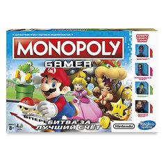 Настольная игры Hasbro Games, Монополия геймер