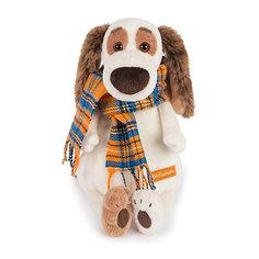 Мягкая игрушка Budi Basa Батоломей в шарфе, 27 см