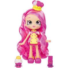 "Мини-кукла Moose Shopkins Shoppies ""Кулинарный клуб"" Пузырелла (Бублиша), 13 см"