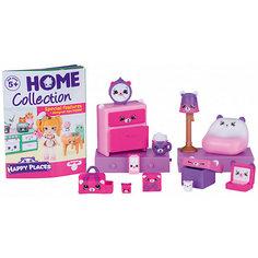 """Игровой набор Moose Shopkins """"Счастливые места"""" Пижамная вечеринка с мишками"""