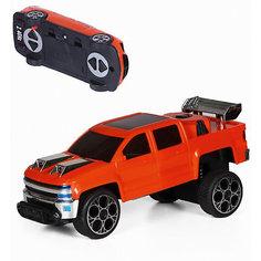 """Радиоуправляемая машинка Yako Toys """"Авария"""", красный джип"""