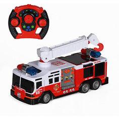 """Радиоуправляемая машинка Yako Toys """"Пожарная"""""""