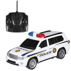 """Радиоуправляемая машинка Yako Toys """"Полицеский джип"""""""