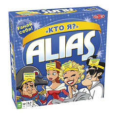 "Настольная игра Alias ""Кто Я?"" Tactic Games"