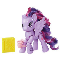 "Игровой набор Hasbro My little Pony ""Пони с артикуляцией"", Твайлайт Спаркл (Искорка)"