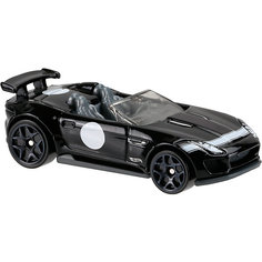 Базовая машинка Hot Wheels, 15 Jaguar F-Type Project 7 Mattel