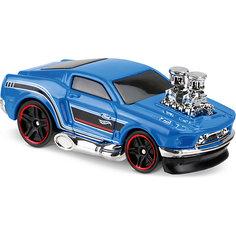 Базовая машинка Hot Wheels, 68 Mustang Mattel