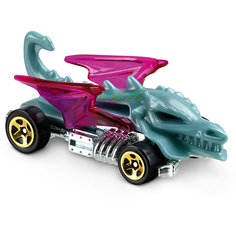 Базовая машинка Hot Wheels, Dragon Blaster Mattel