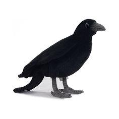 """Мягкая игрушка Hansa """"Черный ворон"""", 31 см"""