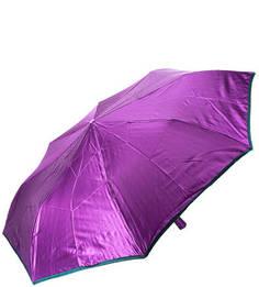 Складной зонт с куполом из сатина Zest