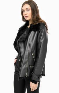 Куртка косуха с декоративными карманами Marciano Guess