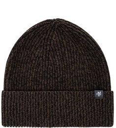Хлопковая шапка с отворотом Marc Opolo