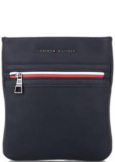 Маленькая синяя сумка через плечо Tommy Hilfiger