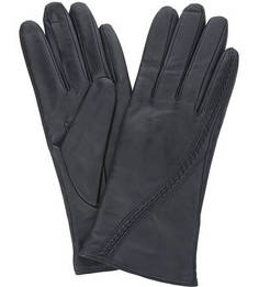 Кожаные перчатки с удлиненными пальцами Eleganzza