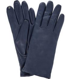 Кожаные перчатки с возможностью работы с сенсорным экраном Eleganzza
