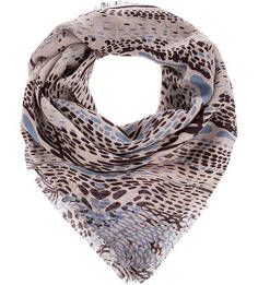 Квадратный платок из шерсти Eleganzza