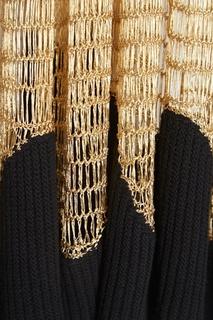 Шерстяное платье Alexander Mc Queen