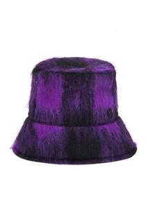 Шляпа из мохера Maison Michel