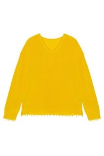 Шерстяной пуловер Mo&Co
