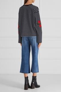 Укороченные джинсы Mo&Co