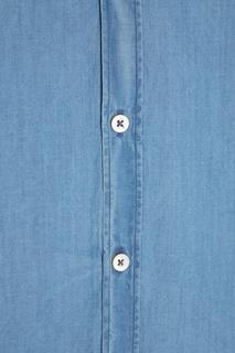Джинсовая рубашка Canali