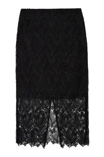 Кружевная юбка Diane von Furstenberg