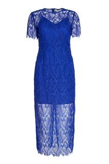 Кружевное платье Diane von Furstenberg