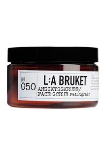 Скраб для лица 050 Ansiktsskrubb/Petitgrain, 100 ml L:A Bruket