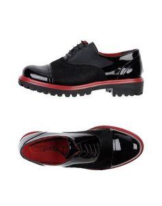 Обувь на шнурках Pregunta