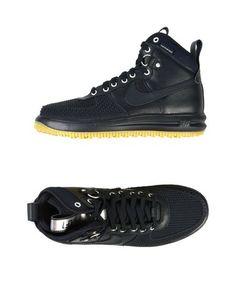 Высокие кеды и кроссовки Nike