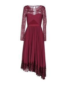 Платье длиной 3/4 Karen Millen