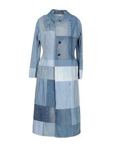 Джинсовая верхняя одежда YS Yohji Yamamoto