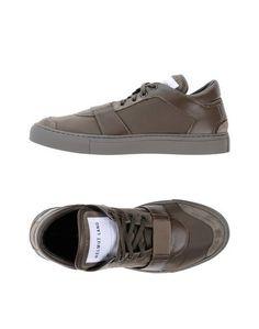 Низкие кеды и кроссовки Helmut Lang