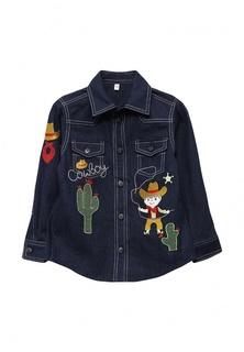 Рубашка джинсовая Fleur de Vie
